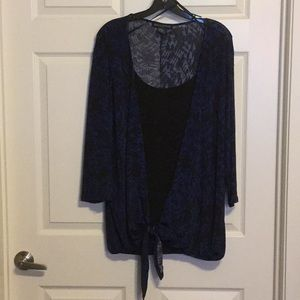 Suzie in the City blouse