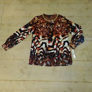Preston & York blouse