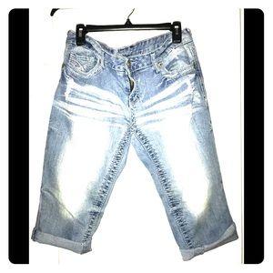 Pants - Jean capri