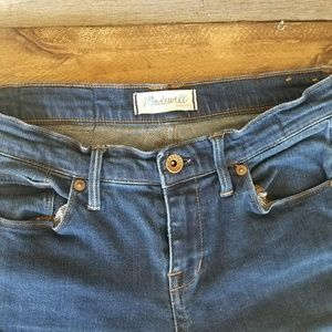 Madwell skinny jeans