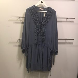 REBECCA TAYLOR BARNEYS NEW YORK DRESS SIZE 12