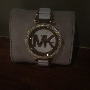 MK Ladies Diamond Watch