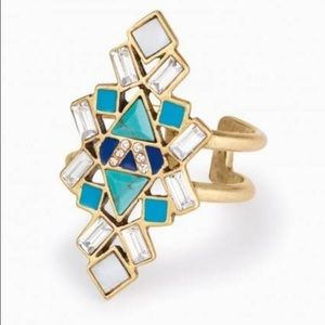 Stella and Dot Stone Tile Ring