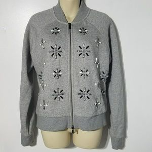 Banana Republic adorned jacket