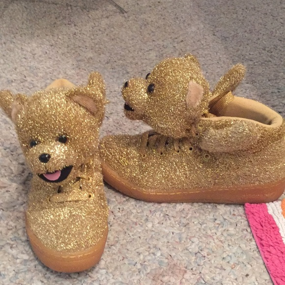 Jeremy Scott x Adidas Other - Jeremy Scott Teddy Bear Shoes d726ed545
