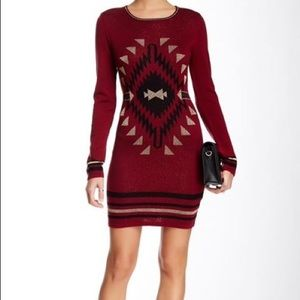 NWT Romeo & Juliet Couture sweater dress--Small