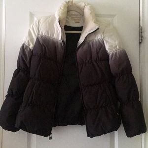Michael Kors down coat