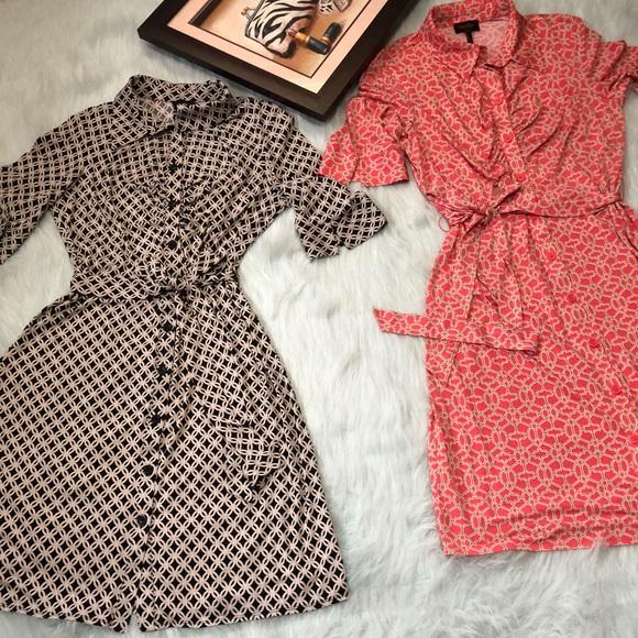 d257db0b91 Laundry By Shelli Segal Dresses   Skirts - Laundry tie dress by Shelli  Segal 🌺Bundle