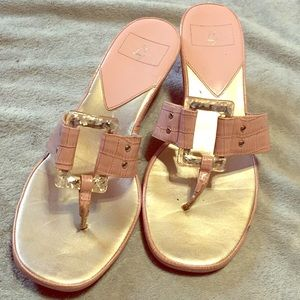 Pink Life Stride wedges