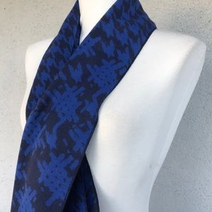 BLUE Cashmere Scarf from NORDSTROM