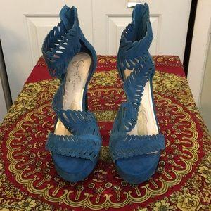 Jessica Simpson Azure heel
