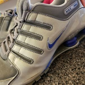 Nike Shox Mens Size 10 US.