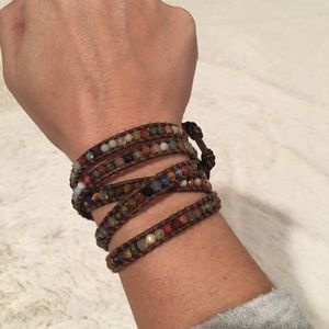 Chan Lulu wrap bracelet