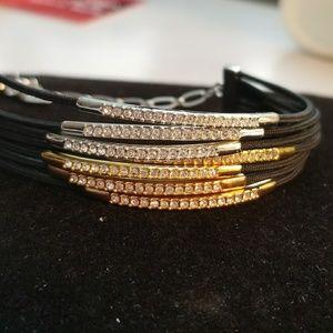 Swarovski VI bracelet