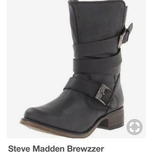 steve madden brewzzer boots