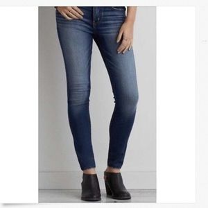 American Eagle High JEGGING Skinny Stretch Jeans!