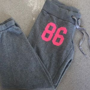 Victoria's Secret PINK sweatpants size medium