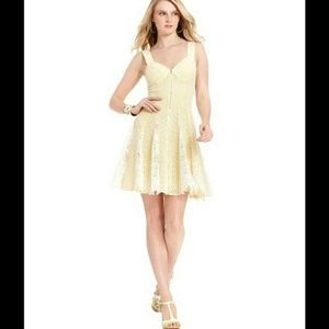 Betsy Johnson Fun & Flirty Fit and Flare Dress
