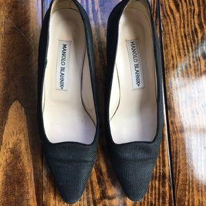 Vintage Manolo Heels