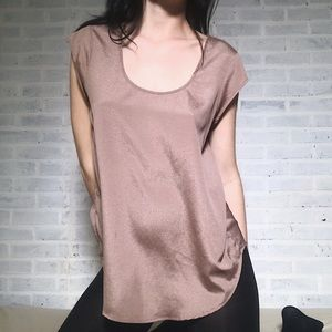 Drapey, Wide-Necked Blouse from Nordstrom