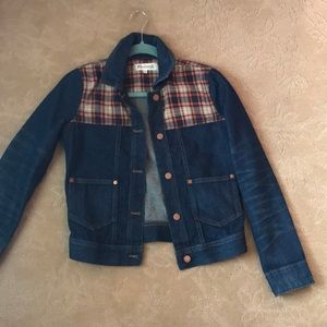 NWOT MADEWELL DENIM JACKET