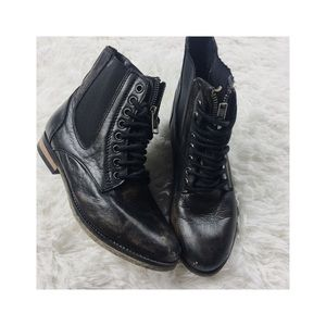 Nordstrom Flying Monkey Ankle Combat Moto Boots