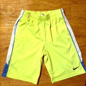 Boys NIKE DRI FIT SHORTS!