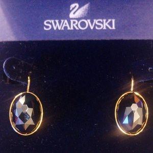Authentic New Swarovski Earrings