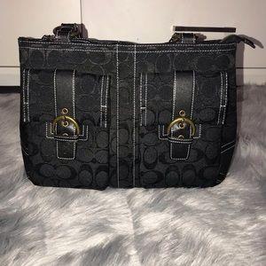 Coach large Satchel purse