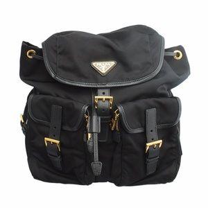 Prada BZ0030 Nylon Backpack (138734)