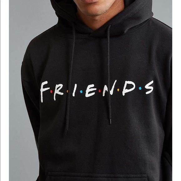 3912b9f74e Urban outfitters Friends Hoodie Sweatshirt