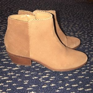 Jack Rogers Ankle Boots