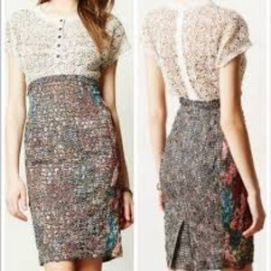 Byron Lars Lace Study Dress
