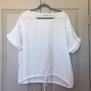 White Liz Claiborne shirt