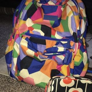 Very Bradley Backpack.