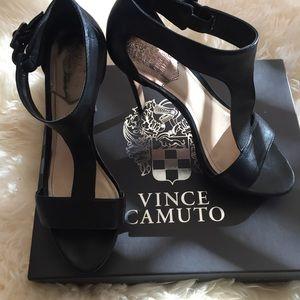 Vince Camuto Jerimya T-Strap Stiletto Platform