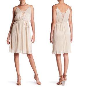 Spirit of Grace Shimmer Lace Gatsby Dress