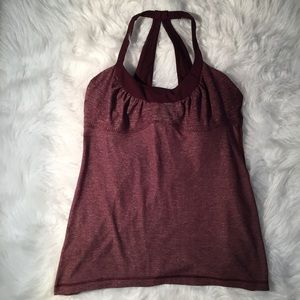 Size 10 Lululemon scoop neck tank