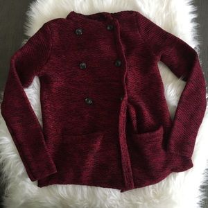 SALE❗️Lucky brand cozy button up sweater