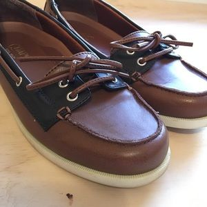 Chaps Boat Loafers