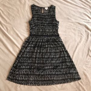 Anthropologie 9-H15 StCL Postmark Ruched Dress
