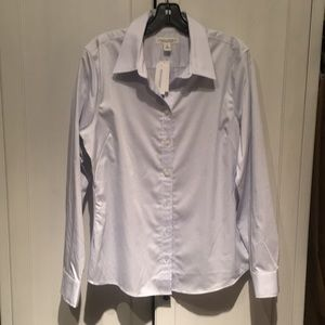 Banana Republic Fitted Shirt NWT