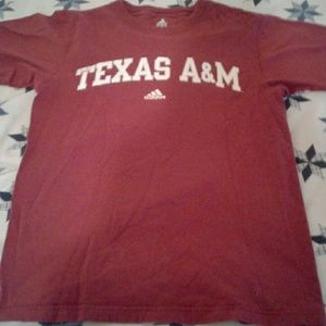 Texas a&m tshirt