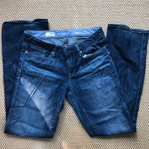 Gently worn Gap 1969 sexy boot cut jean