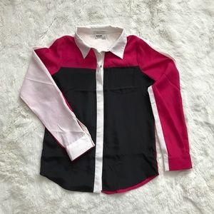 NWOT girls blouse