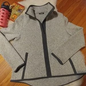 Lulu Lemon Athletica zip sweatshirt