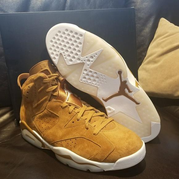 27a5b014ea7 Jordan Shoes | Retro 6 Wheat | Poshmark