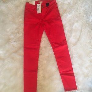 H&M's skinny pants