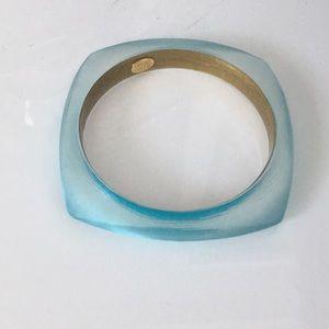 Blue Alexis Bittar Bracelet