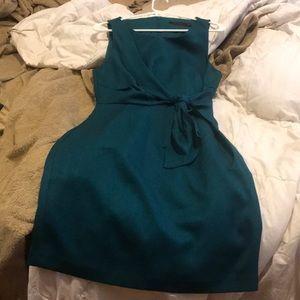 Limited bodycon wrap dress